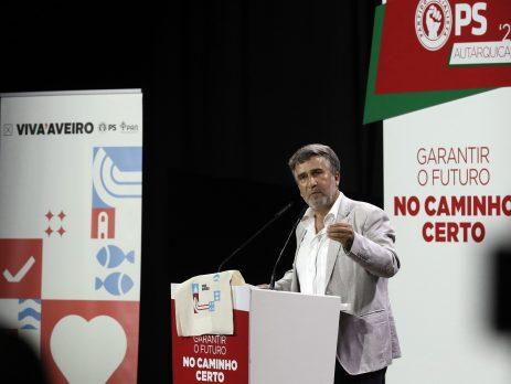 Manuel Oliveira de Sousa, Aveiro