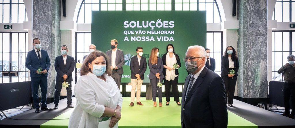António Costa, PRR Administração Pública
