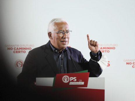 António Costa, Viseu