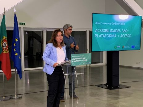 Ana Mendes Godinho, PRR acessibilidades