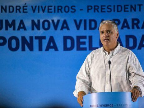 Vasco Cordeiro, Ponta Delgada