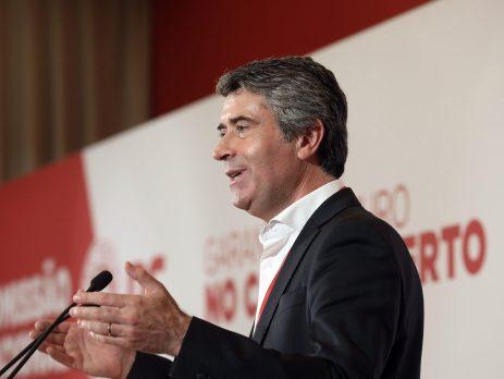 José Luís Carneiro, Comissão Nacional do PS