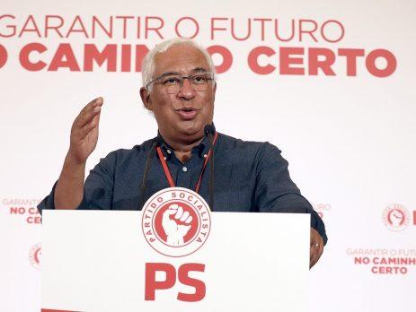 António Costa, Comissão Nacional do PS