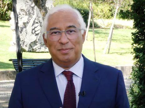 António Costa, OE 2022