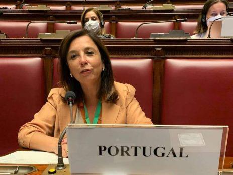 Hortense Martins, União Interparlamentar
