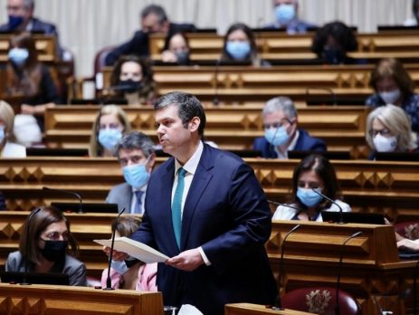 Pedro Cegonho, Assembleia da República