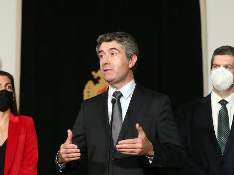 José Luís Carneiro, Presidência da República