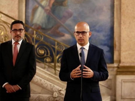 João Leão e António Mendonça Mendes, Assembleia da República