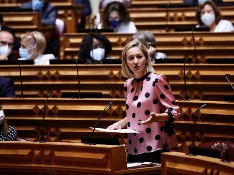 Vera Braz, Assembleia da República