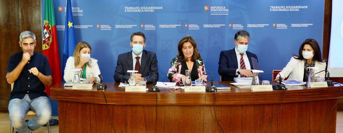 Ana Mendes Godinho, orçamento Ministério do Trabalho e Segurança Social